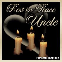 REST IN PEACE UNCLE VERSES   rest-in-peace-uncle George