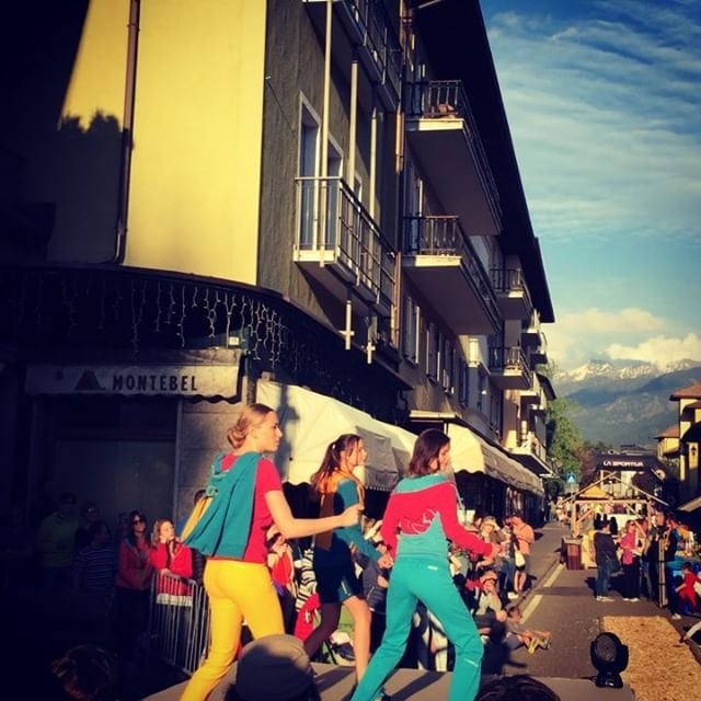 Fashion show and Grand Opening of La Sportiva concept store in Cavalese, Italy! 🇮🇹 #LaSportivaNorge #LaSportiva