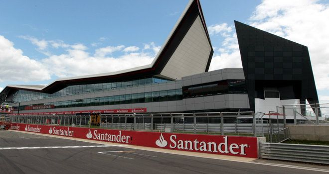 Sportvantgarde's blog. : F1:Silverstone asks the Prime Minister to block an...
