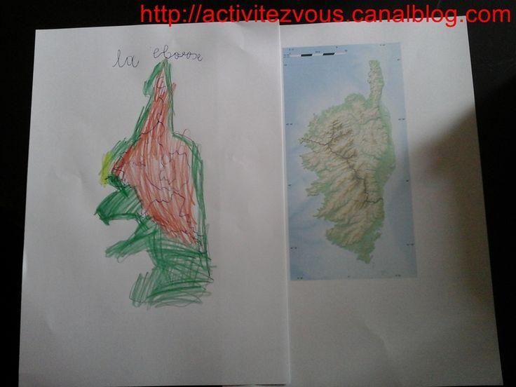 BRICOLAGE: Reproduction de la Corse