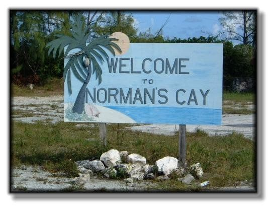 Normans Cay - incredible history here...
