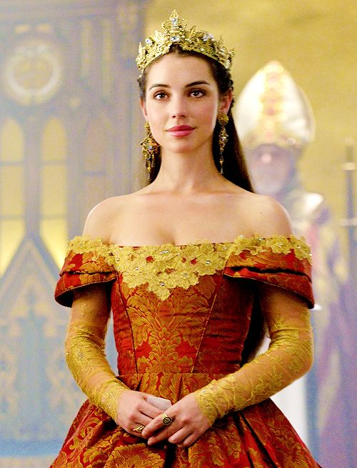 "Mary Stuart in ""Coronation"""