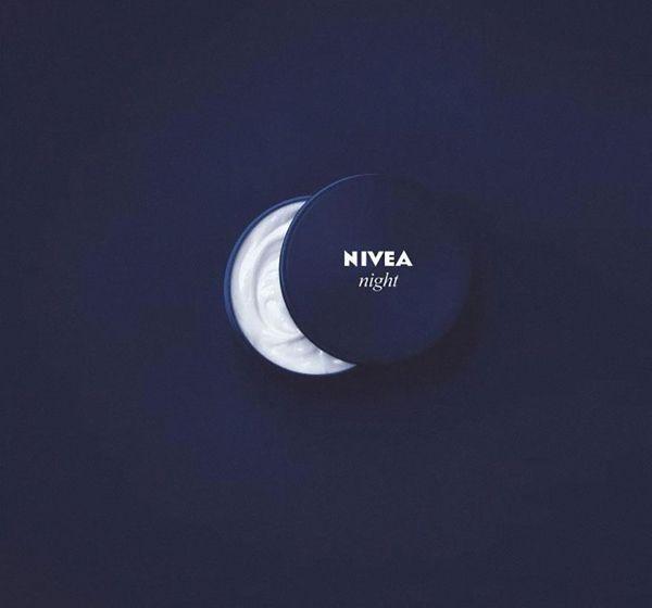 nivea night - print advertisement