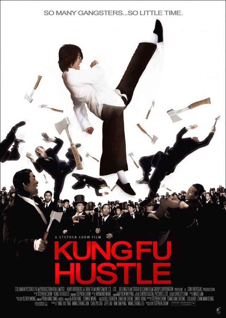 Kung Fu Sion | 2004 | Latino - Castellano | La historia se sitúa durante el caos pre-revolucionario de los años 40 en China. Sing (Stephen Chow) es un delincuente con poca suerte decidido a entrar en el Axe Gang, uno de los clanes mafiosos más importantes de China. Para lograrlo, Sing pretende sacar dinero...