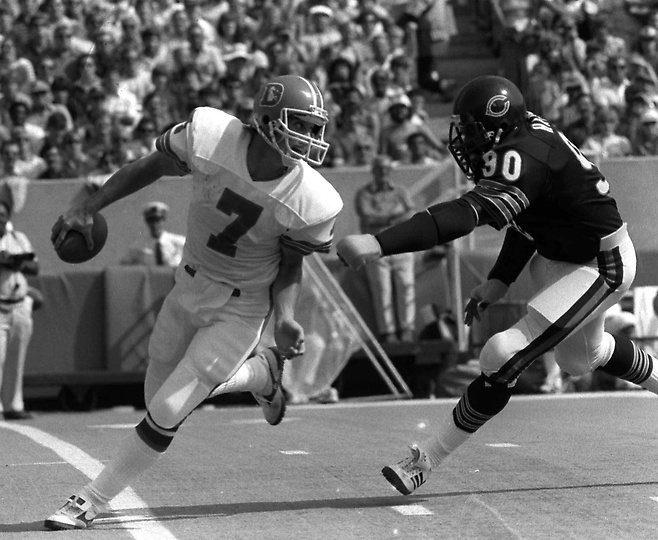 """Twenty five years ago, on January 11, 1987, then, Denver Broncos quarterback John Elway marched his team 98 yards against the Cleveland Browns in one of the greatest playoff drives in NFL history. """"The Drive"""" sent Denver to the Super Bowl."""