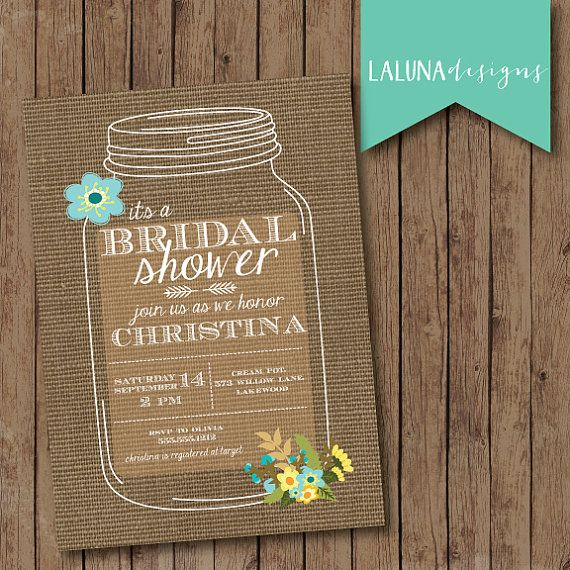 find this pin and more on baby shower items similar to bridal shower invitation rustic