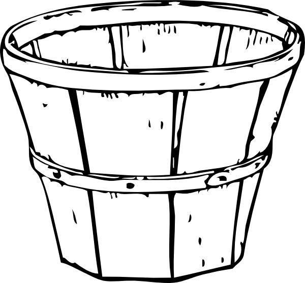 Free Coloring Pages Of Apple Basket Free Coloring Pages Fall