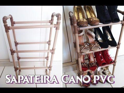 SAPATEIRA \ CANO PVC - YouTube