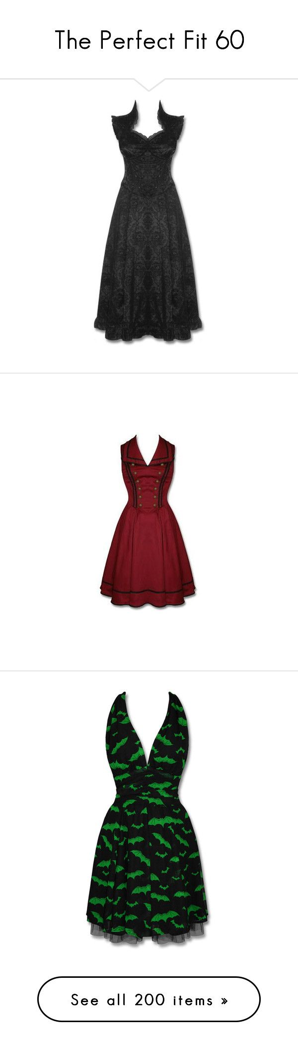"""""""The Perfect Fit 60"""" by myamane ❤ liked on Polyvore featuring dresses, Gowns, lattori, victorian dress, black corset dress, gothic corset, long black dress, skull corset, burgundy dress and red latex dress"""