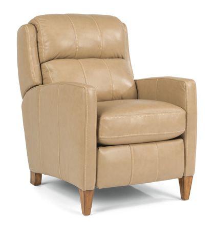 Flexsteel Furniture Recliners Reedleather Power High Leg