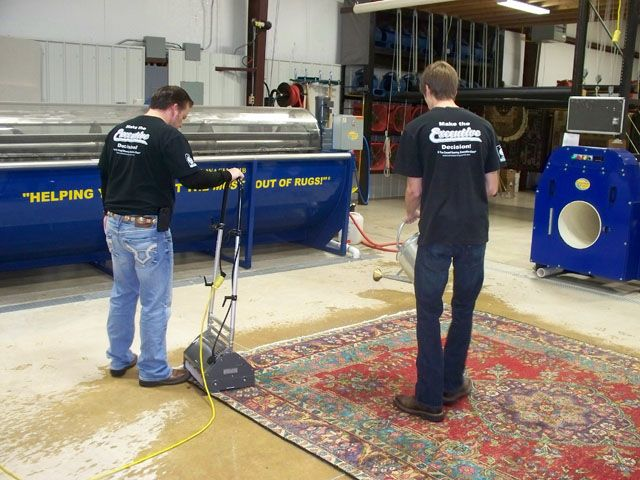 Discover our Premium Rug Cleaning Tulsa Approach