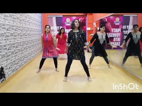 Oh Ho Ho Ho (Hindi Medium) - Zumba Fitness - YouTube