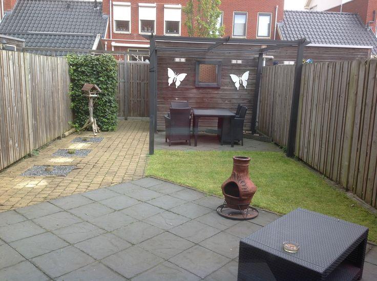 Mijn tuin....