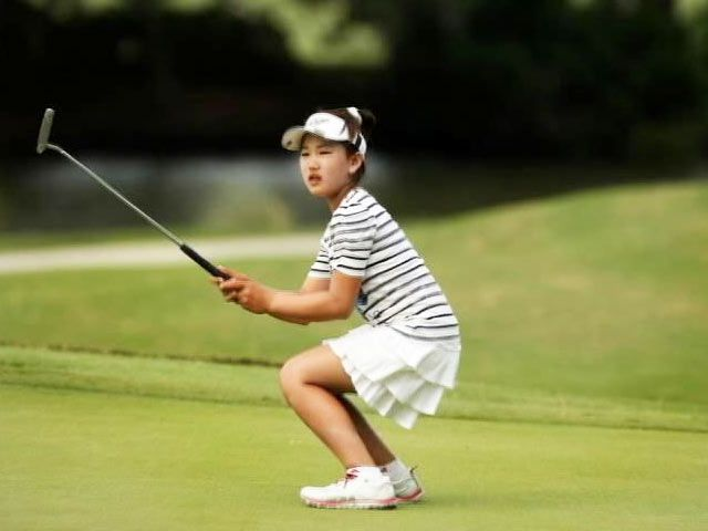 Lucy Li Becomes Youngest Girl to Qualify for US Open Golf at 11  http://www.ndtv.com/video/player/news/lucy-li-becomes-youngest-girl-to-qualify-for-us-open-golf-at-11/322231