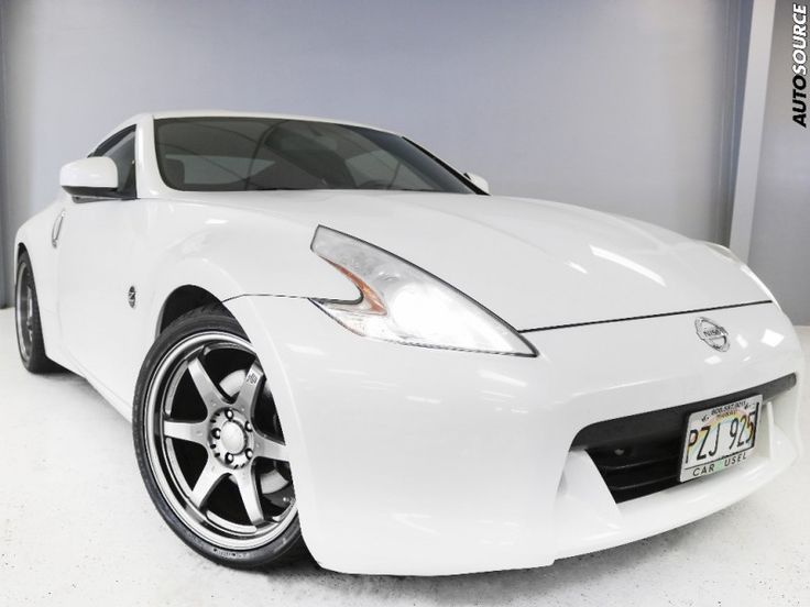 2009 Nissan 370Z touring 6spd 35kmi $21995 http://www.autosourcehawaii.com/inventory/view/9902348