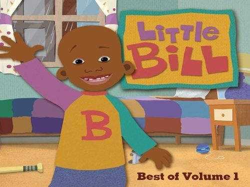 Little Bill on nickjr. is/was such a good show.