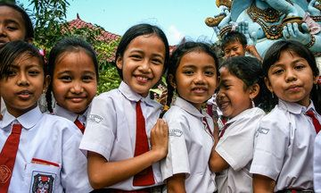 These Photos Show What It Looks Like To Dress For School Around The World