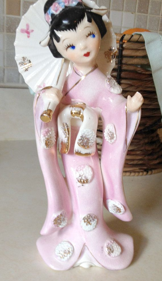 83 Best Images About Geisha Figurines On Pinterest