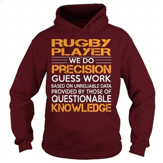 Awesome Tee For Rugby Player - #tshirts #men. GET YOURS => https://www.sunfrog.com/LifeStyle/Awesome-Tee-For-Rugby-Player-93261874-Maroon-Hoodie.html?60505