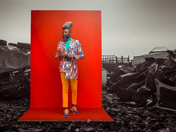 REMEMBER THE RUDE BOY II - GHANA EDITION on Behance