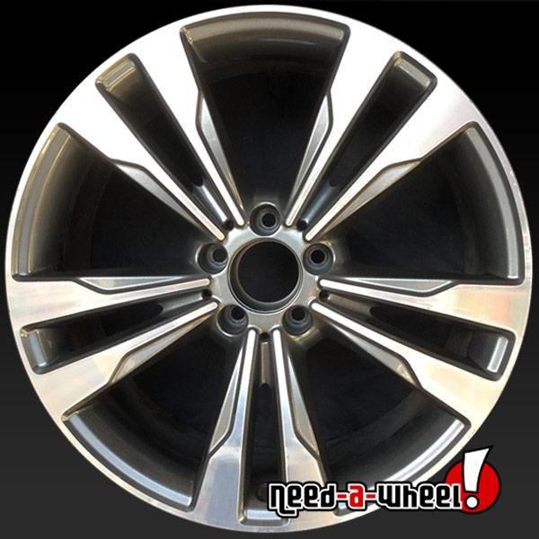 2015 2018 Mercedes Cls550 Oem Wheels For Sale 19 Machined Stock