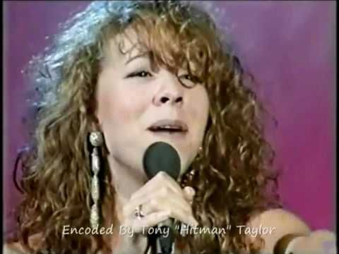 Mariah Carey - Emotions (Live at Des O'Connor Tonight - 1991)
