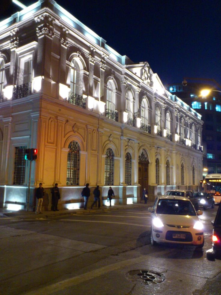 Palacio Zañartu. (Morandé con Compañía)