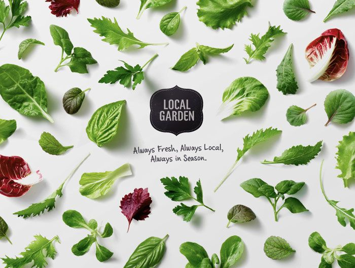 localgarden / Idea / Webdesign