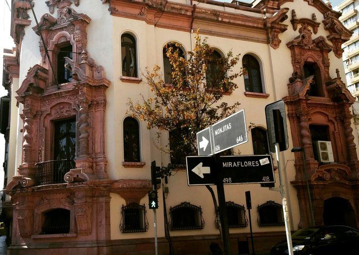 Santiago Historico