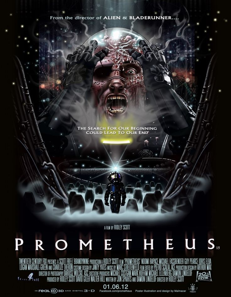 Prometheus - If you throw out the thought that this has anything to do with any of the other Alien movies then you shouldn't hate Prometheus.   The music soundtrack for this was wonderful and the landscapes at the beginning were breath taking.   Parts of the story are good, but then at times I was thinking why is that guy acting like that? The first two guys that die are who I'm talking about.
