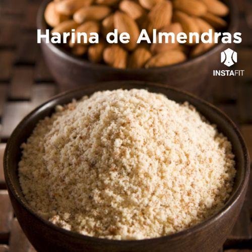 Receta para hacer Harina de Almendras.