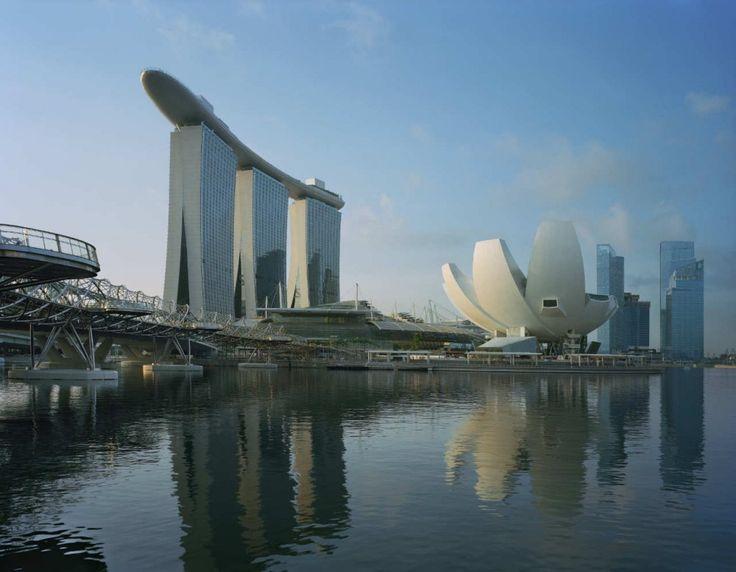 Marina Bay Sands Hotel : Singapore