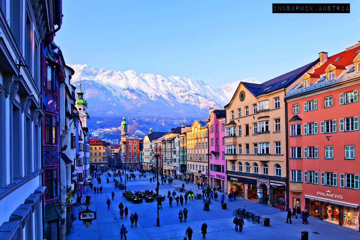 #169 Innsbruck, Austria