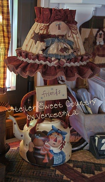 Atelier Sweet Country: Country painting e tessuto ...