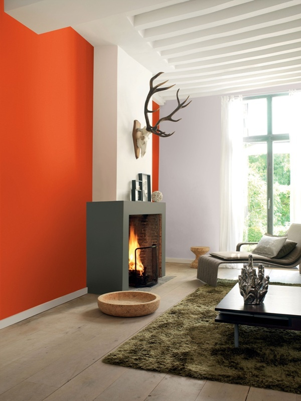 features crown paints feature wall range cuban heat