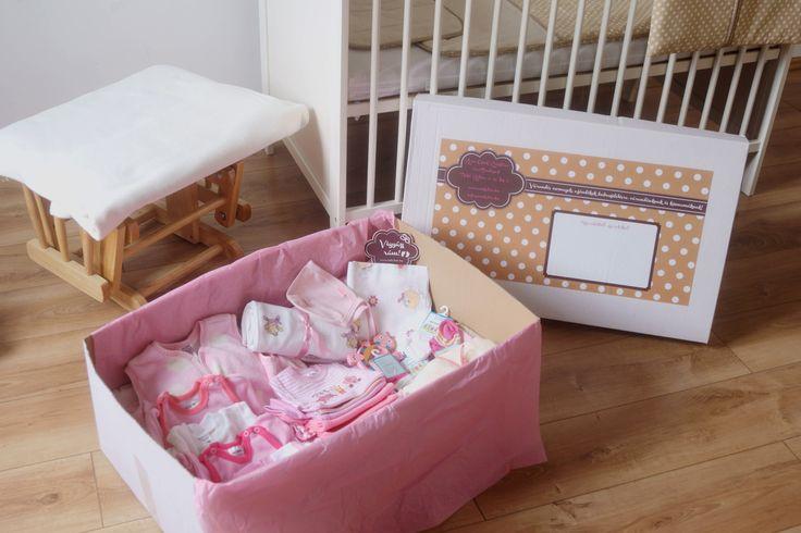 Big box for sugar girls
