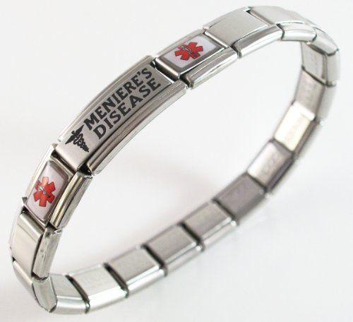 Steel Charm Bracelet Images