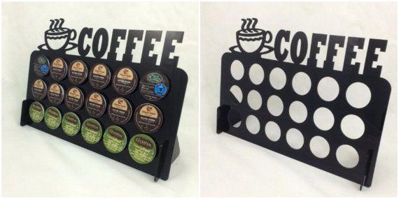 18 Slot K-Cup Holder Keurig Coffee Pod Holder door Marketingholders