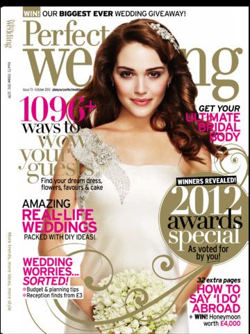 get free wedding magazines by mail