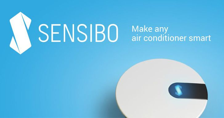 Sensibo Smart Air Conditioner :: Cool Tech that Helps You Beat the Heat http://www.cyberguy.com/appearances/cool-tech-that-helps-you-beat-the-heat/ #gadgets #ac #cooler #apps #mobile #tech #blender #technology #cold #gifts #giftideas