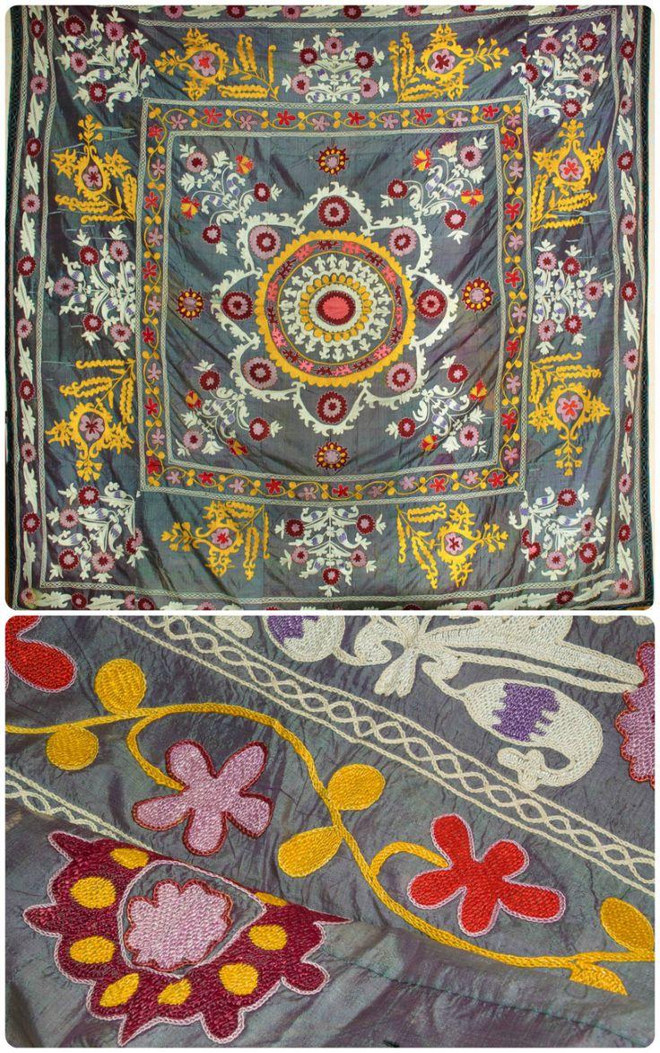 3544 Best Images About Uzbek Cloth Ikat On Pinterest