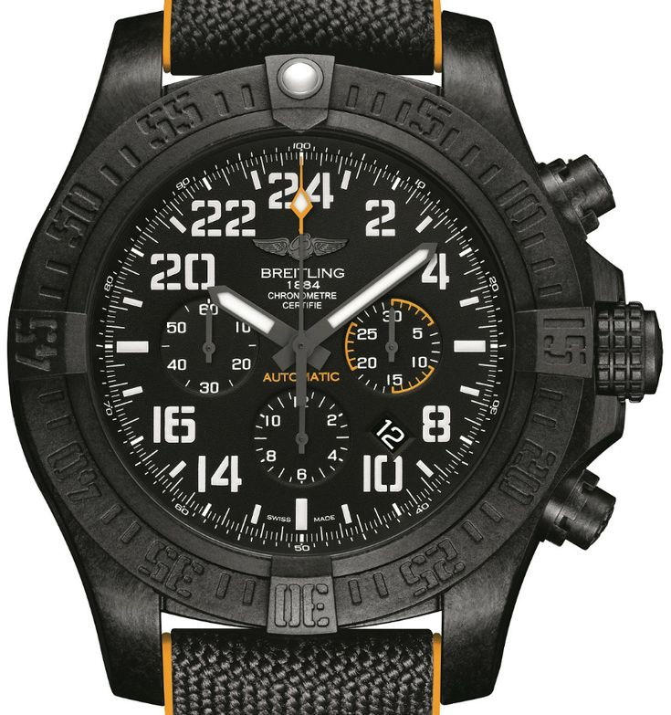 The new Breitling Avenger Hurricane watch for Baselworld 2016 with images, price, background, specs, & our expert analysis.