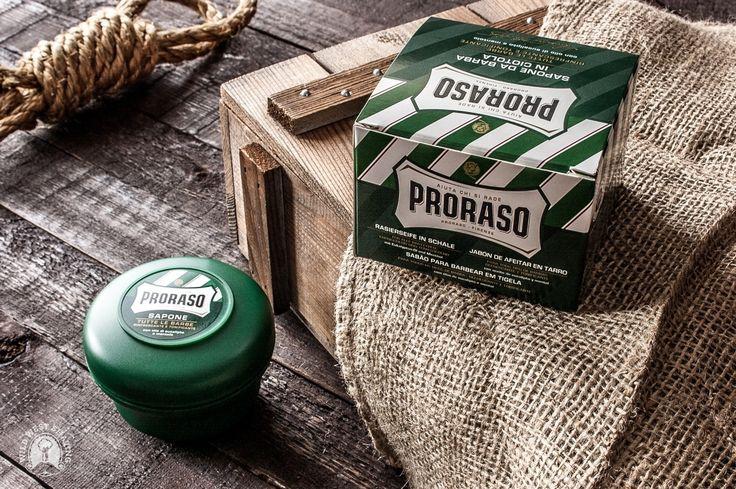 PRORASO Shaving Soap in a Bowl - 150ml