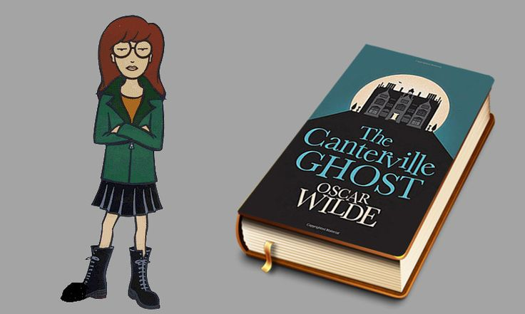 Daria Morgendorffer reads: The Canterville Ghost, by Oscar Wilde
