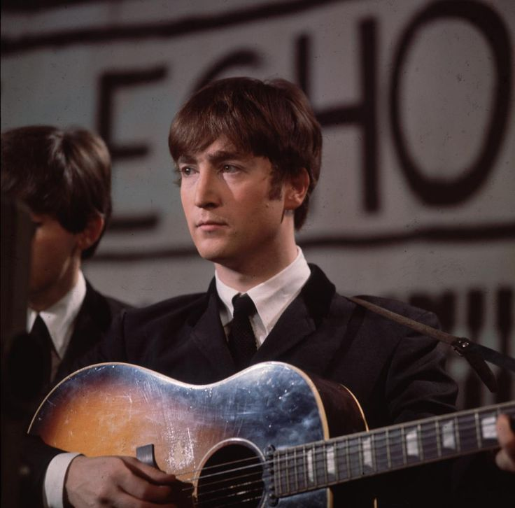 Lost for 50 yrs: John Lennon's Guitar Sells for $2.4 Million at Auction TIME.com