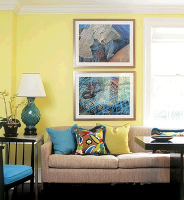 58 best For Yellow Walls images on Pinterest | Yellow walls, Yellow ...