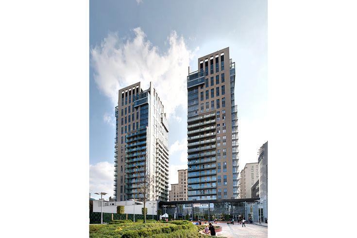 PLATINIUM TOWERS - HRA Architekci