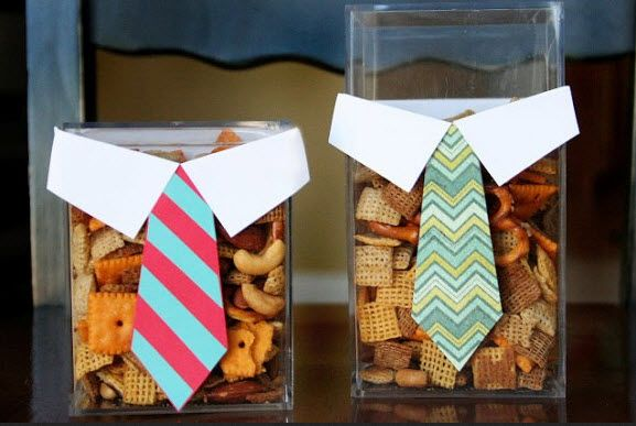 Gift Idea for #Father's Day: Candy Jars (blog.hgtv.com/...)