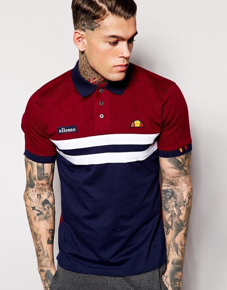 Ellesse+Polo+Shirt