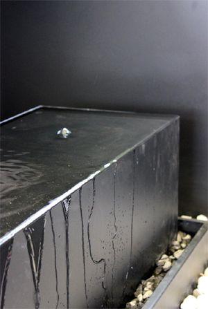 fuente  para Jardin diseño terraza
